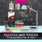 e-bog Kreativ med tavler