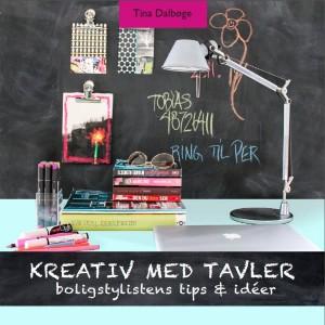 E-bog-Kreativ med tavler - Tina Dalboge