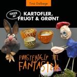 e-bog Kartofler, frugt & grønt, DIY idébog for børn