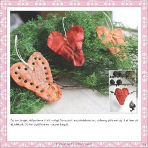 Hyggelige julehjerter fra Tina Dalboges e-bog Hyggeligt julepynt
