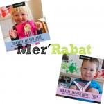Mer'Rabat: E-bøger til små kreative pilfingre