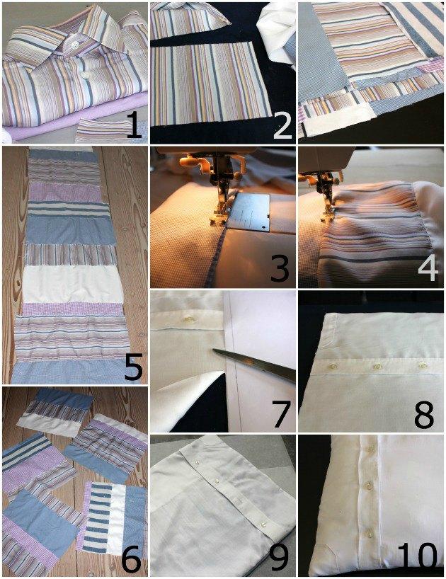 kreativ-genbrug-af-gamle-skjorter-til-nye-puder