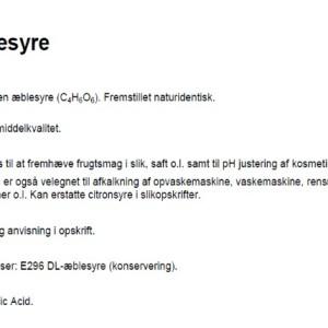 æblesyre_kreahobshop.dk