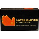 Latex handsker, medium , 100 stk.