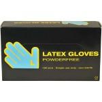 Latex handsker, large , 100 stk.