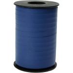 Gavebånd, 10 mm, blå, mat, 250 m