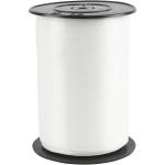 Gavebånd, 10 mm, hvid, blank, 250 m