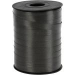 Gavebånd, 10 mm, sort, blank, 250 m