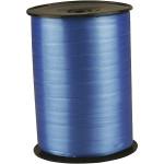 Gavebånd, 10 mm, blå, blank, 250 m