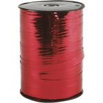 Gavebånd, 10 mm, metal rød, 250 m