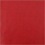Gavepapir, 50 cm, rød, 5 m
