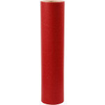 Gavepapir, 50 cm, rød, 100 m