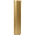 Gavepapir, 50 cm, guld, 100 m
