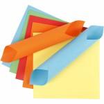 Origamipapir, 15x15 cm, 50 ass. ark