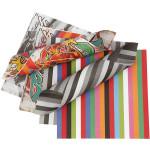 Origamipapir, 15x15 cm, graffiti, 50 ass. ark