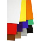 Glanspapir, 32x48 cm, ass. farver, 11x25 ark