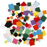 Kartonmosaik, 10+15+20 mm, kvadratisk, 180 g