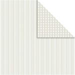 Designpapir, 30,5x30,5 cm, Skagen, 5 ark