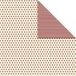 Designpapir, 30,5x30,5 cm, Copenhagen, 5 ark