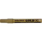 Dekorationstusch, 2,3 mm streg, guld, 1 stk.