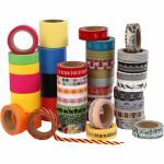 Masking Tape, 15+30+40 mm, 51x10 m