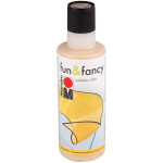 Fun  &  Fancy - konturfarve, guld, 80 ml