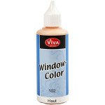 Viva Decor Window Color, hudfarvet, 80 ml