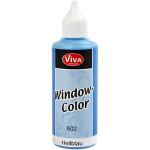 Viva Decor Window Color, lys blå, 80 ml
