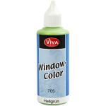 Viva Decor Window Color, lys grøn, 80 ml
