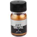 Art Metal maling, antik guld, 30 ml