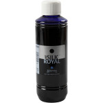 Silk Royal, kongeblå, 250 ml