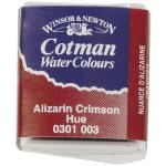 Cotman akvarelfarve, alizarin crimson, 1 stk.