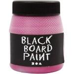 Tavlemaling, pink, 250 ml
