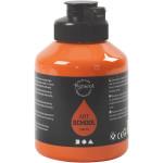 Pigment Art School, orange, 500 ml