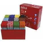 Berol Colourfine, 0,6 mm streg, 288 ass.
