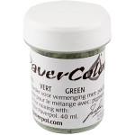 Paver Color, grøn, 40 ml