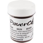 Paver Color, brun, 40 ml