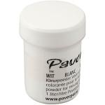 Paver Color, hvid, 40 ml
