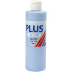 Plus Color hobbymaling, himmelblå, 250 ml