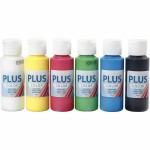 Plus Color hobbymaling, primær, farveskole