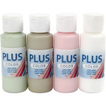 Plus Color hobbymaling, Skagen, 4x60 ml