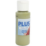 Plus Color hobbymaling, eucalyptus, 60 ml