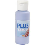 Plus Color hobbymaling, lavendel blå, 60 ml