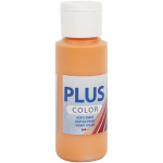 Plus Color hobbymaling, orange, 60 ml