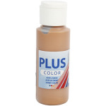 Plus Color hobbymaling, bronze, 60 ml