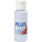Plus Color hobbymaling, lyseblå, 60 ml