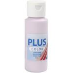 Plus Color hobbymaling, lys lilla, 60 ml