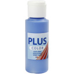 Plus Color hobbymaling, kobolt blå, 60 ml
