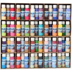 Plus Color hobbymaling, ass. farver, 60x60 ml