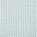 Aida stof, 130 cm, hvid, 3 m